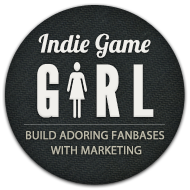 Indie Game Girl