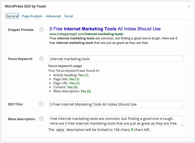 5 Free Internet Marketing Tools All Indies Should Use
